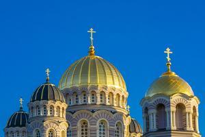 Cathedral of Christ's Nativity, Riga, Latvia by Neil Farrin
