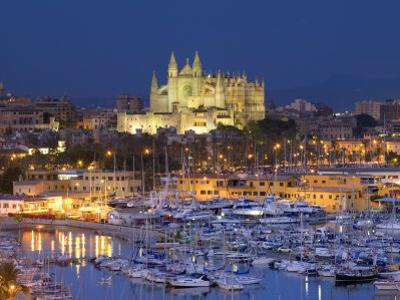 Cathedral, Palma, Mallorca, Spain by Neil Farrin