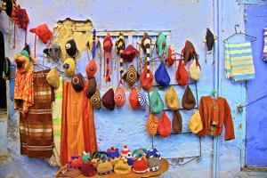 Chefchaouen, Morocco, North Africa by Neil Farrin