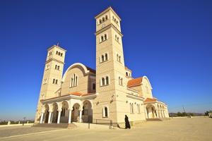 Church, Kornos, Cyprus, Eastern Mediterranean Sea, Europe by Neil Farrin