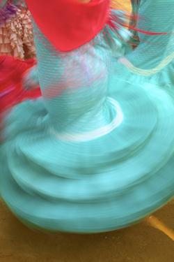 Flamenco Dancers, Jerez De La Frontera, Cadiz Province, Andalusia, Spain, Europe by Neil Farrin