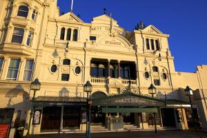 Gaiety Theatre, Douglas, Isle of Man, Europe by Neil Farrin