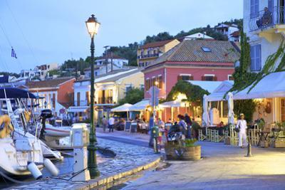 Gaios Harbour, Paxos, the Ionian Islands, Greek Islands, Greece, Europe by Neil Farrin