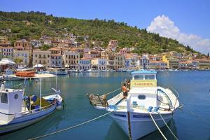 Gytheio, Mani Peninsula, The Peloponnese, Greece by Neil Farrin