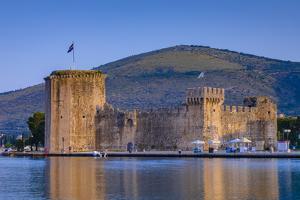 Kamerlengo Fortress, Trogir Harbour, Trogir, Dalmatian Coast, Croatia by Neil Farrin