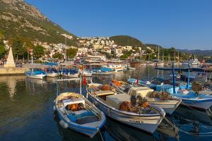 Kas Harbour, Kas, Antalya Province, Turkey Minor, Eurasia by Neil Farrin