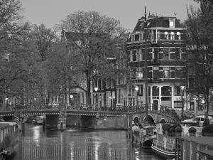 Keizersgracht, Amsterdam, Netherlands by Neil Farrin