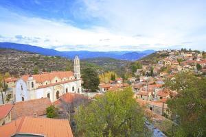 Lofou, Cyprus, Eastern Mediterranean, Europe by Neil Farrin
