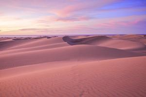 Maspalomas Sand Dunes, Gran Canaria, Canary Islands, Spain, Atlantic Ocean, Europe by Neil Farrin