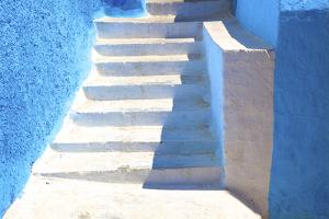 Oudaia Kasbah, Rabat, Morocco, North Africa by Neil Farrin