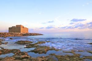Paphos Castle, Paphos, Cyprus, Eastern Mediterranean Sea, Europe by Neil Farrin