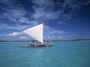 Piragoe, Ile Des Pins, New Caledonia by Neil Farrin