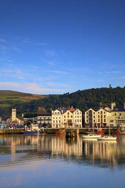 Ramsey Harbour, Ramsey, Isle of Man, Europe by Neil Farrin