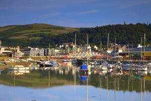 Ramsey Harbour, Ramsey, Isle of Man by Neil Farrin