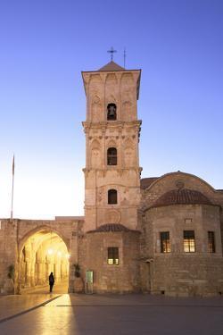 St. Lazarus Church, Larnaka, Cyprus, Eastern Mediterranean Sea by Neil Farrin