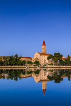 The Cathedral of St. Lawrence, Trogir, Dalmatian Coast, Croatia by Neil Farrin
