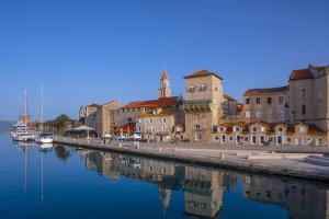 Trogir Harbour, Trogir, Dalmatian Coast, Croatia by Neil Farrin