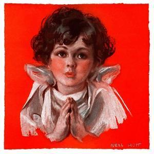 """""""Little Angel,""""December 19, 1925 by Neil Hott"""
