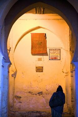 Medina, Fez, Morocco, North Africa, Africa by Neil