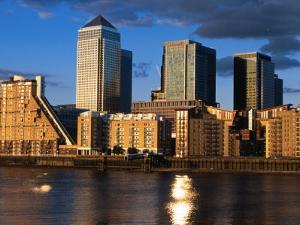 Canary Wharf Tower Development, London, England by Neil Setchfield