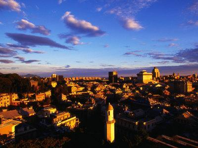 City View, Genova, Liguria, Italy