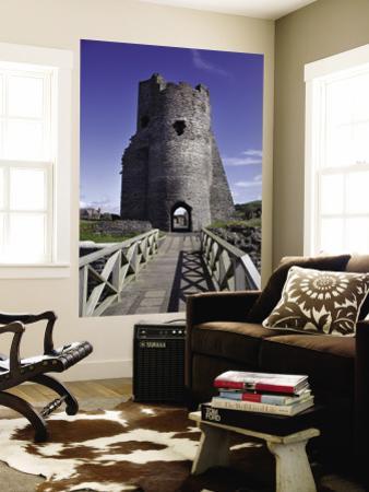 Gatehouse Remains of Norman Castle