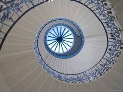Queen's House Interior Staircase