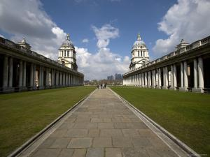 Royal Naval College by Neil Setchfield