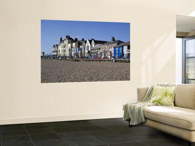 Seafront Buildings at Aldeburgh