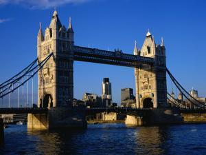 Tower Bridge, London, United Kingdom by Neil Setchfield