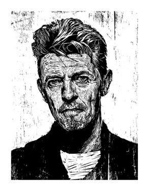 David Bowie by Neil Shigley