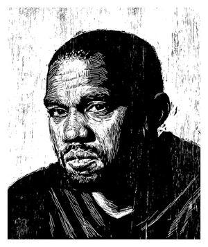Kanye by Neil Shigley