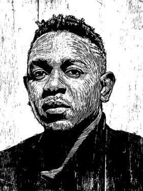 Kendrick Lamar by Neil Shigley
