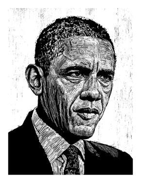 Obama by Neil Shigley