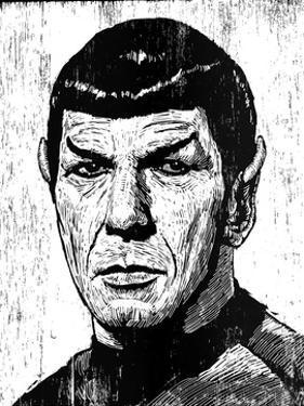 Spock by Neil Shigley