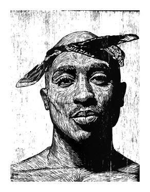 Tupac by Neil Shigley