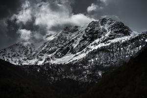 Clouds over Pyrenees Mountains by NejroN Photo