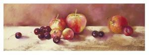 Cherries and Apples by Nel Whatmore