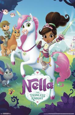 Nella the Princess Knight - Group
