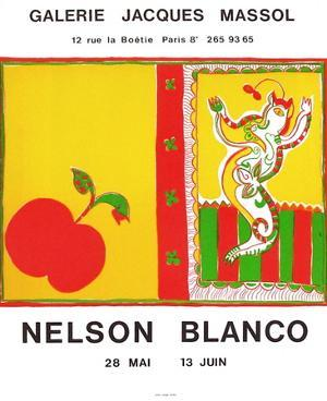 Expo Galerie Jacques Massol by Nelson Blanco