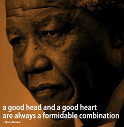 Nelson Mandela Quote iNspire 2 Motivational