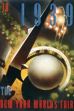 The New York World's Fair, c.1939 by Nembhard Culin