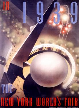 World's Fair, New York, c.1939 by Nembhard Culin