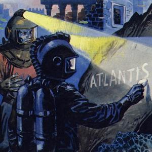 Nemo Wrote Atlantis in Chalk Stone