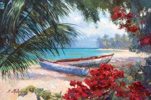 Tropical Hideaway by Nenad Mirkovich