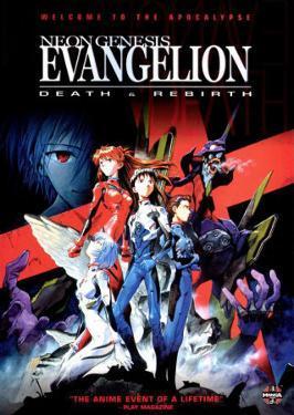Neon Genesis Evangelion: Death & Rebirth