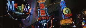 Neon Signs, Memphis, Tennessee, USA