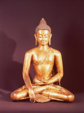 Gautama the Buddha by Nepalese School