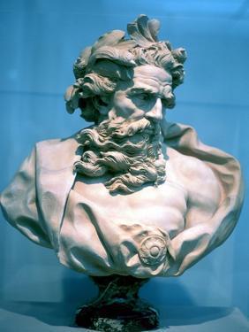 Neptune, Roman God of the Oceans