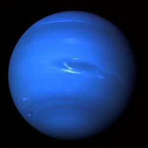 Neptune, Voyager 2 Image